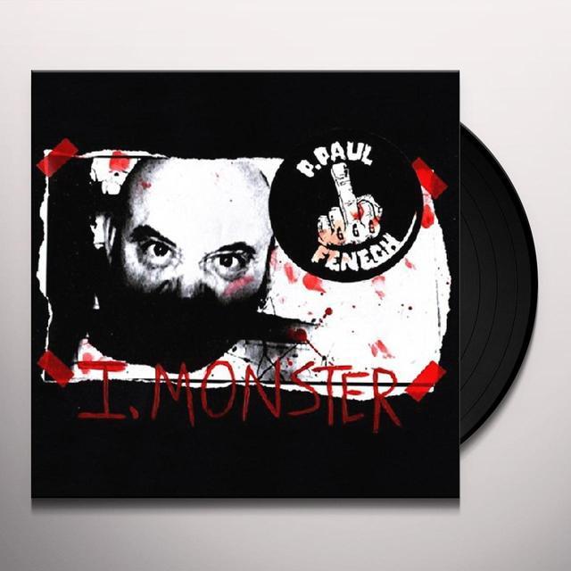 P. Paul Fenech I MONSTER Vinyl Record