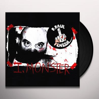P. Paul Fenech I MONSTER Vinyl Record