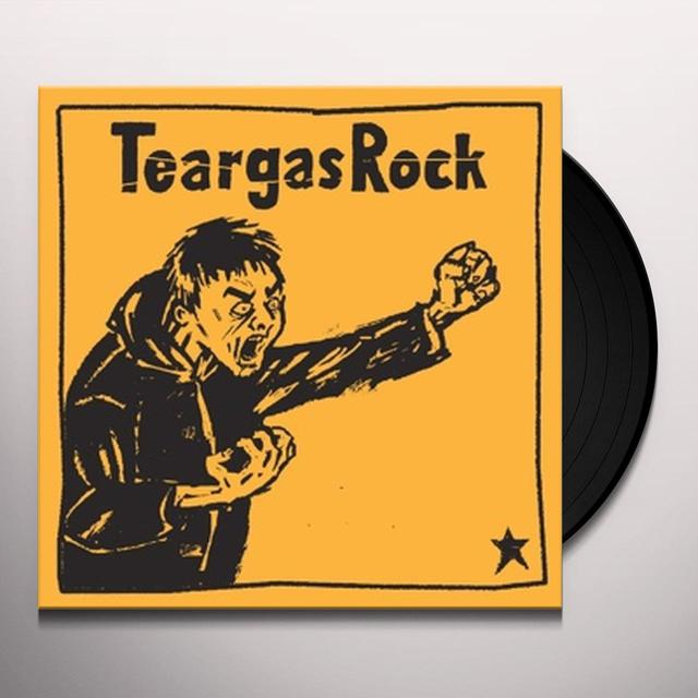 TEARGAS ROCK Vinyl Record