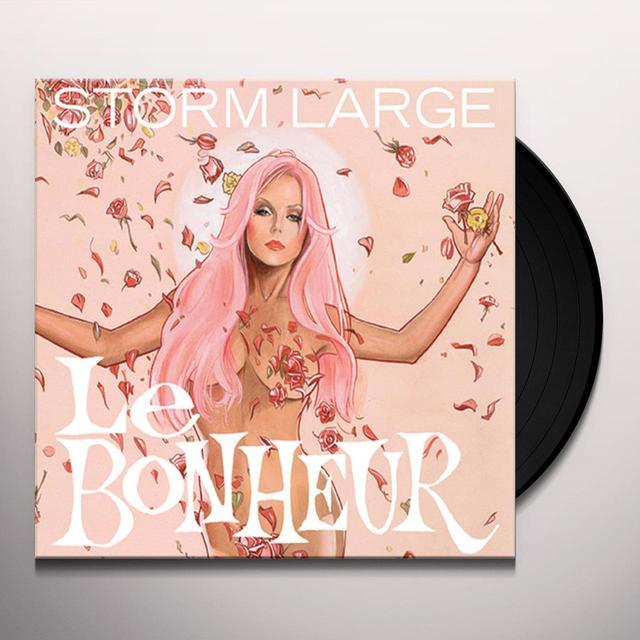 Storm Large LE BONHEUR Vinyl Record