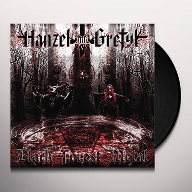 HANZEL UND GRETYL BLACK FOREST METAL Vinyl Record - Limited Edition