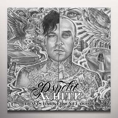 Travis Barker & Yelawolf PSYCHO WHITE Vinyl Record