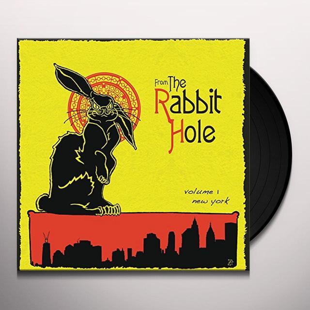 FROM THE RABBIT HOLE / VARIOUS Vinyl Record