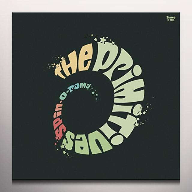 The Primitives SPIN-O-RAMA Vinyl Record - Clear Vinyl, Green Vinyl, Limited Edition, Digital Download Included