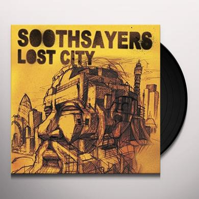 Soothsayers LOST CITY Vinyl Record