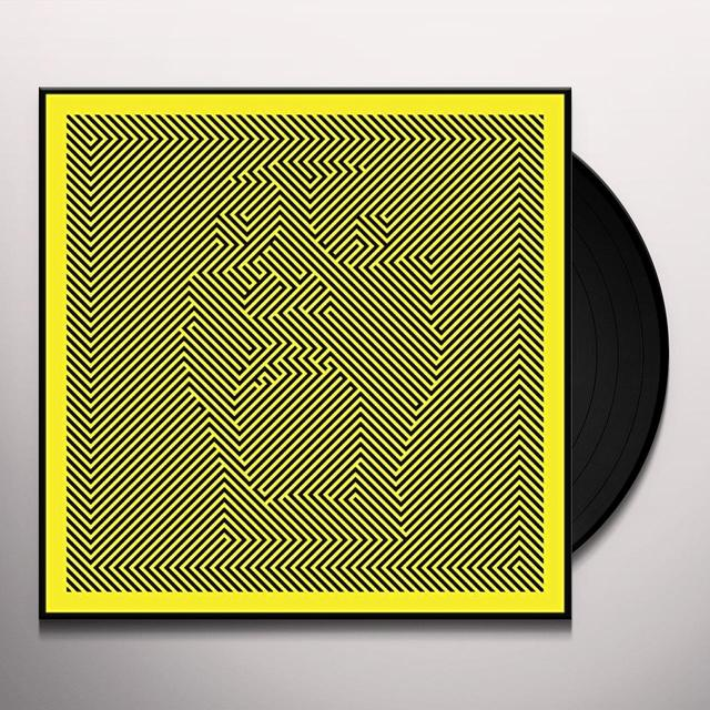 We Were Promised Jetpacks UNRAVELING Vinyl Record