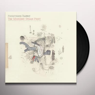 Frightened Rabbit MIDNIGHT ORGAN FIGHT Vinyl Record