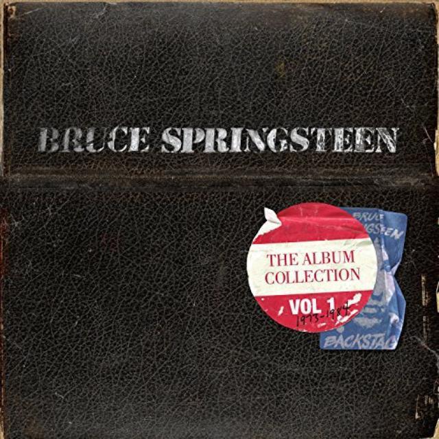 BRUCE SPRINGSTEEN: ALBUM COLLECTION VOL 1 1973-84 Vinyl Record
