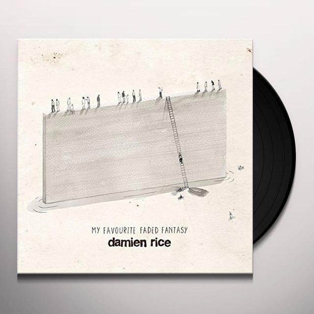 Damien Rice MY FAVOURITE FADED FANTASY Vinyl Record