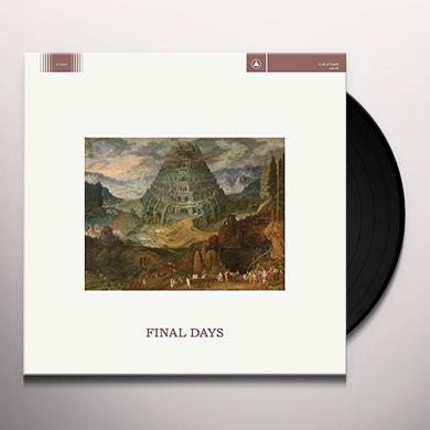 Cult Of Youth FINAL DAYS Vinyl Record