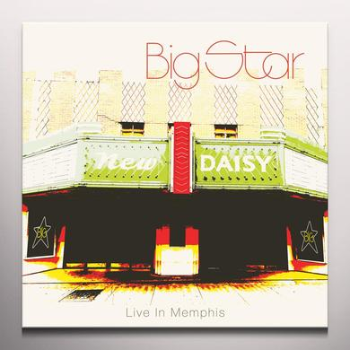 Big Star LIVE IN MEMPHIS Vinyl Record - Colored Vinyl, Digital Download Included