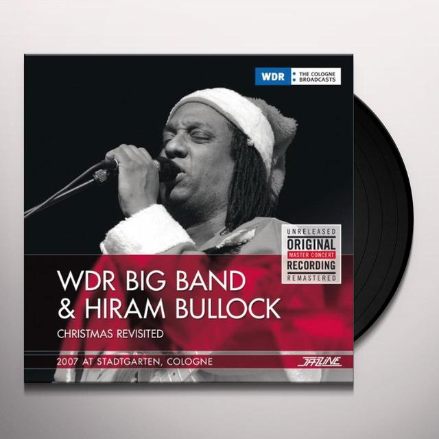 Wdr Big Band & Hiram Bullock CHRISTMAS REVISITED Vinyl Record