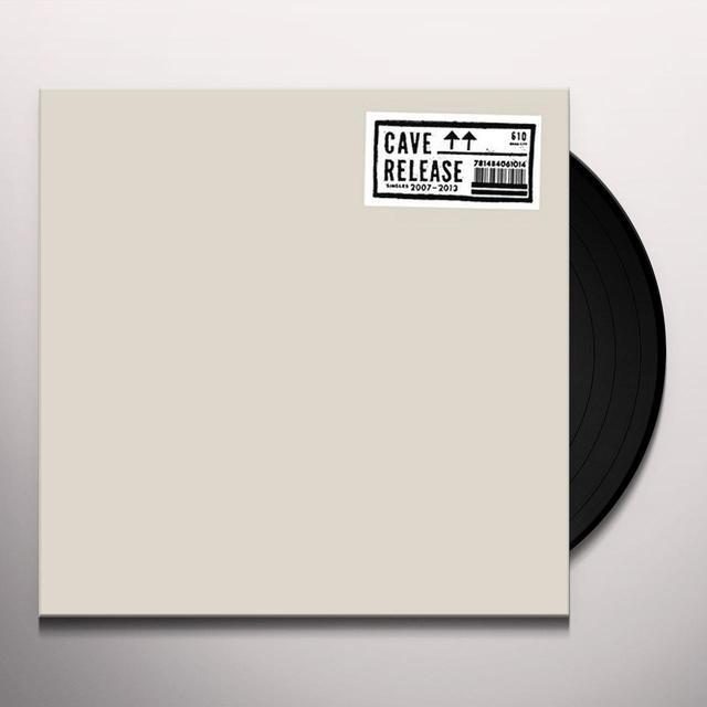 Cave RELEASE-SINGLES 2007-13 Vinyl Record