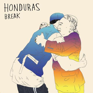 HONDURAS BREAK Vinyl Record