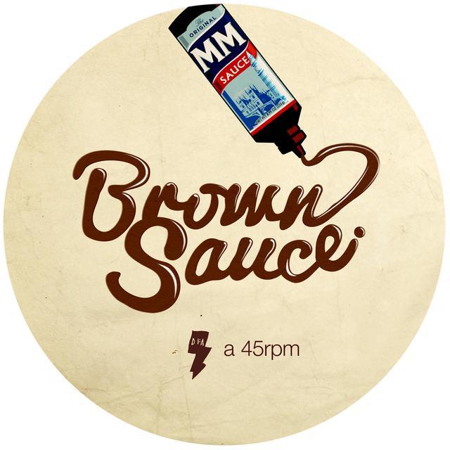 Marcus Marr BROWN SAUCE Vinyl Record