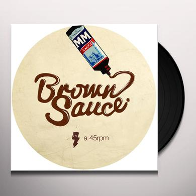Marcus Marr BROWN SAUCE Vinyl Record - Digital Download Included