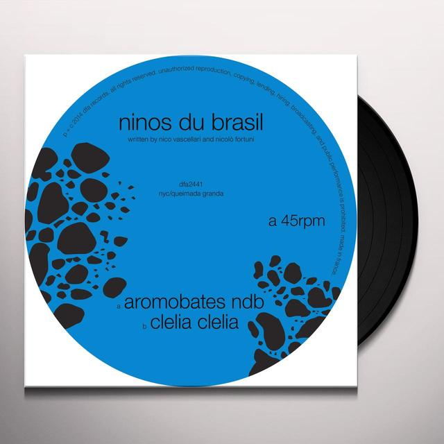 NINOS DU BRAZIL AROMOBATES NBD Vinyl Record