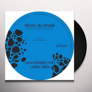 NINOS DU BRAZIL AROMOBATES NBD Vinyl Record - Digital Download Included