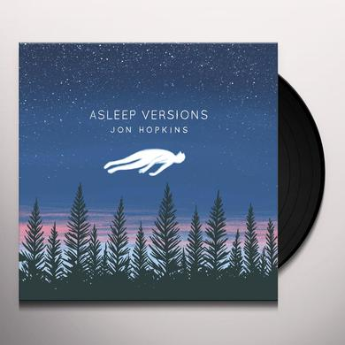 Jon Hopkins ASLEEP VERSIONS Vinyl Record - 180 Gram Pressing, Digital Download Included
