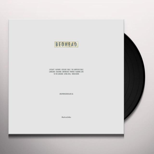 BEDHEAD WHATFUNLIFEWAS Vinyl Record