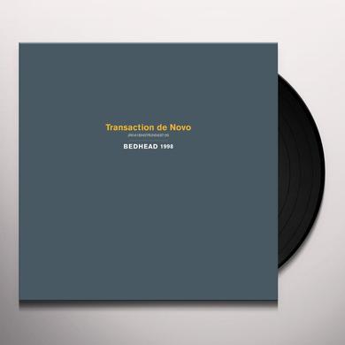 BEDHEAD TRANSACTION DE NOVO Vinyl Record