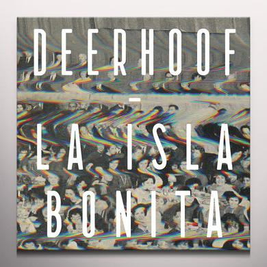 Deerhoof LA ISLA BONITA Vinyl Record - Colored Vinyl, Digital Download Included