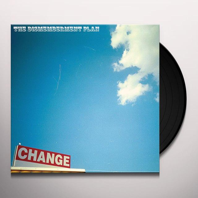 Dismemberment Plan CHANGE Vinyl Record - 180 Gram Pressing, Digital Download Included
