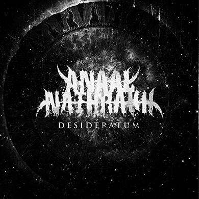 Anaal Nathrakh DESIDERATUM Vinyl Record