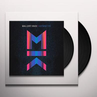 Mallory Knox ASYMMETRY Vinyl Record
