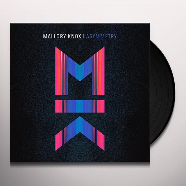 Mallory Knox ASYMMETRY Vinyl Record