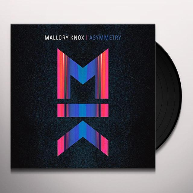 Mallory Knox ASYMMETRY Vinyl Record - UK Import