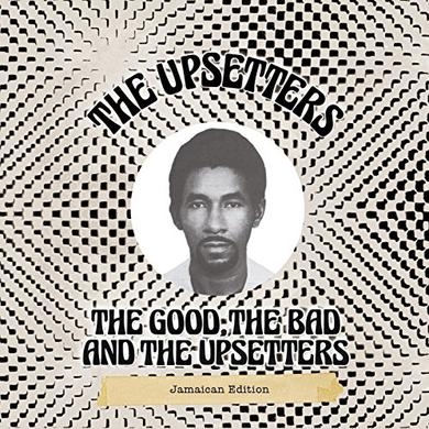 GOOD THE BAD & THE UPSETTERS Vinyl Record