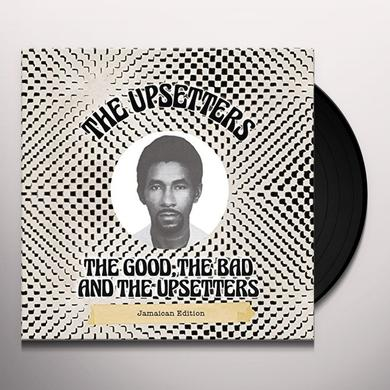GOOD THE BAD & THE UPSETTERS Vinyl Record - UK Import