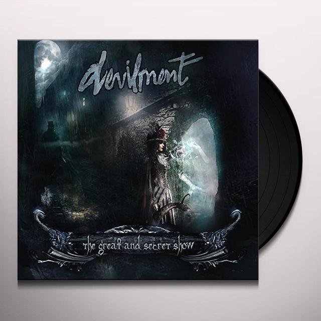DEVILMENT GREAT & SECRET SHOW Vinyl Record - UK Release