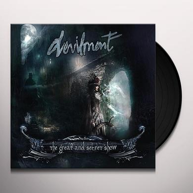 DEVILMENT GREAT & SECRET SHOW Vinyl Record