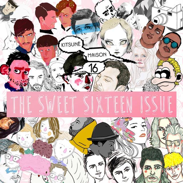 KITSUNE MAISON COMPILATION 16 / VARIOUS (UK) (Vinyl)