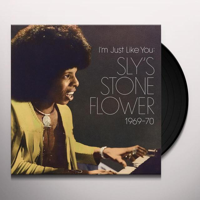 Sly Stone I'M JUST LIKE YOU: SLY'S STONE FLOWER 1969-70 Vinyl Record