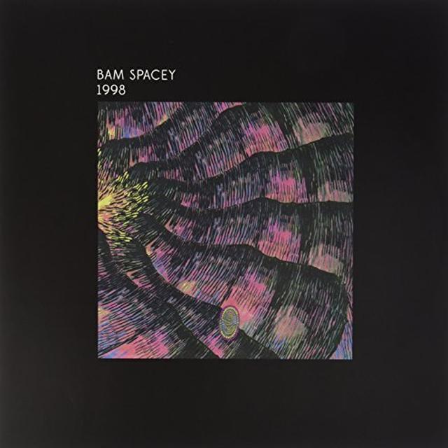 Bam Spacey 1998 Vinyl Record