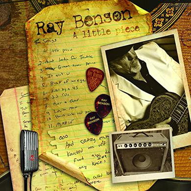 Ray Benson LITTLE PIECE Vinyl Record