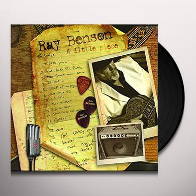 Ray Benson LITTLE PIECE Vinyl Record
