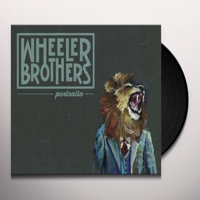 WHEELER BROTHERS PORTRAITS Vinyl Record