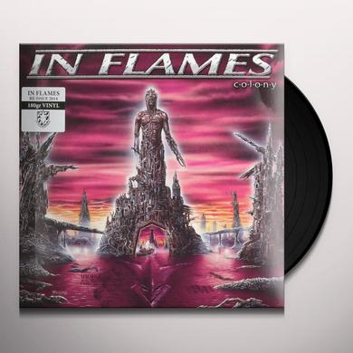 In Flames COLONY Vinyl Record - Reissue