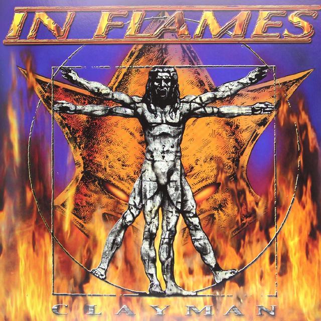 In Flames Clayman Vinyl Record