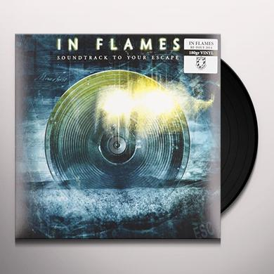 In Flames SOUNDTRACK TO YOUR ESCAPE Vinyl Record