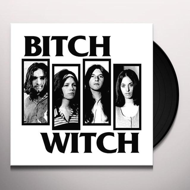BITCH WITCH Vinyl Record