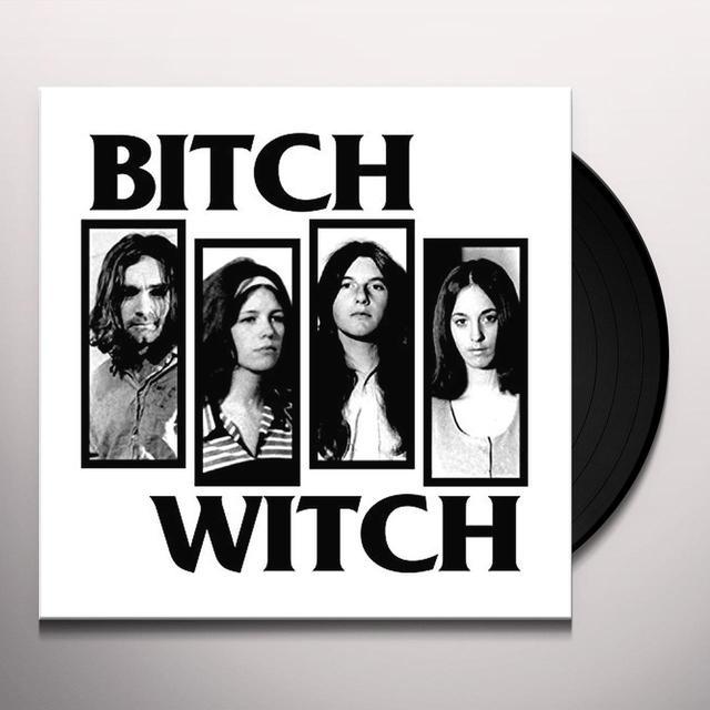 BITCH WITCH Vinyl Record