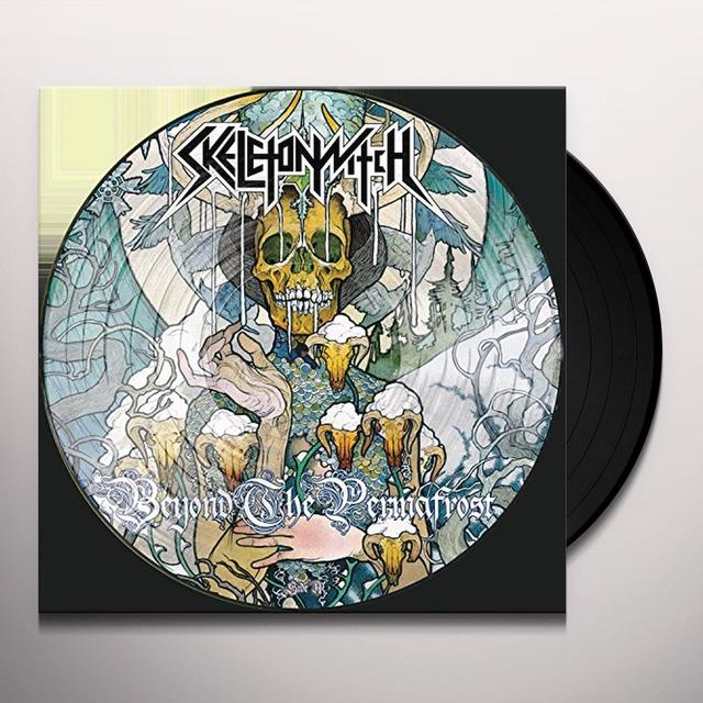 Skeletonwitch BEYOND THE PERMAFROST Vinyl Record - Limited Edition, Picture Disc