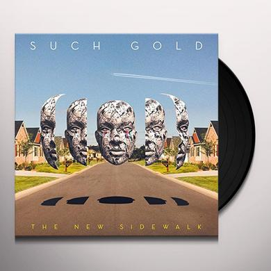 Such Gold NEW SIDEWALK Vinyl Record