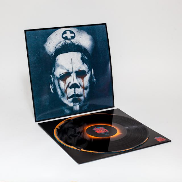 John CARPENTER & Alan HOWARTH HALLOWEEN II / O.S.T. Vinyl Record - Clear Vinyl
