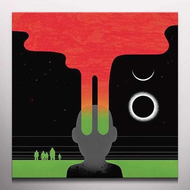 John CARPENTER & Alan HOWARTH PRINCE OF DARKNESS / O.S.T. Vinyl Record - Clear Vinyl